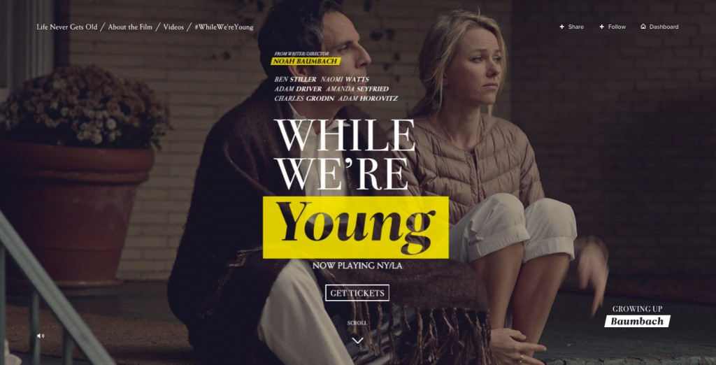while young1