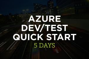 Azure-DevTest-Quick-Start-5days