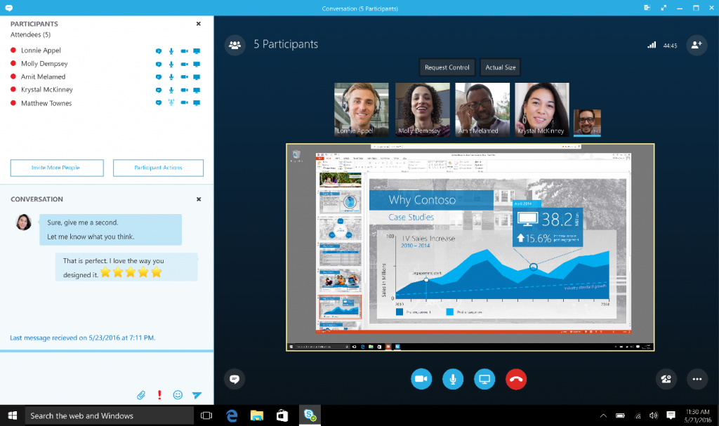 Skype for Business Services - Imaginet, 10 Time Microsoft Gold Partner