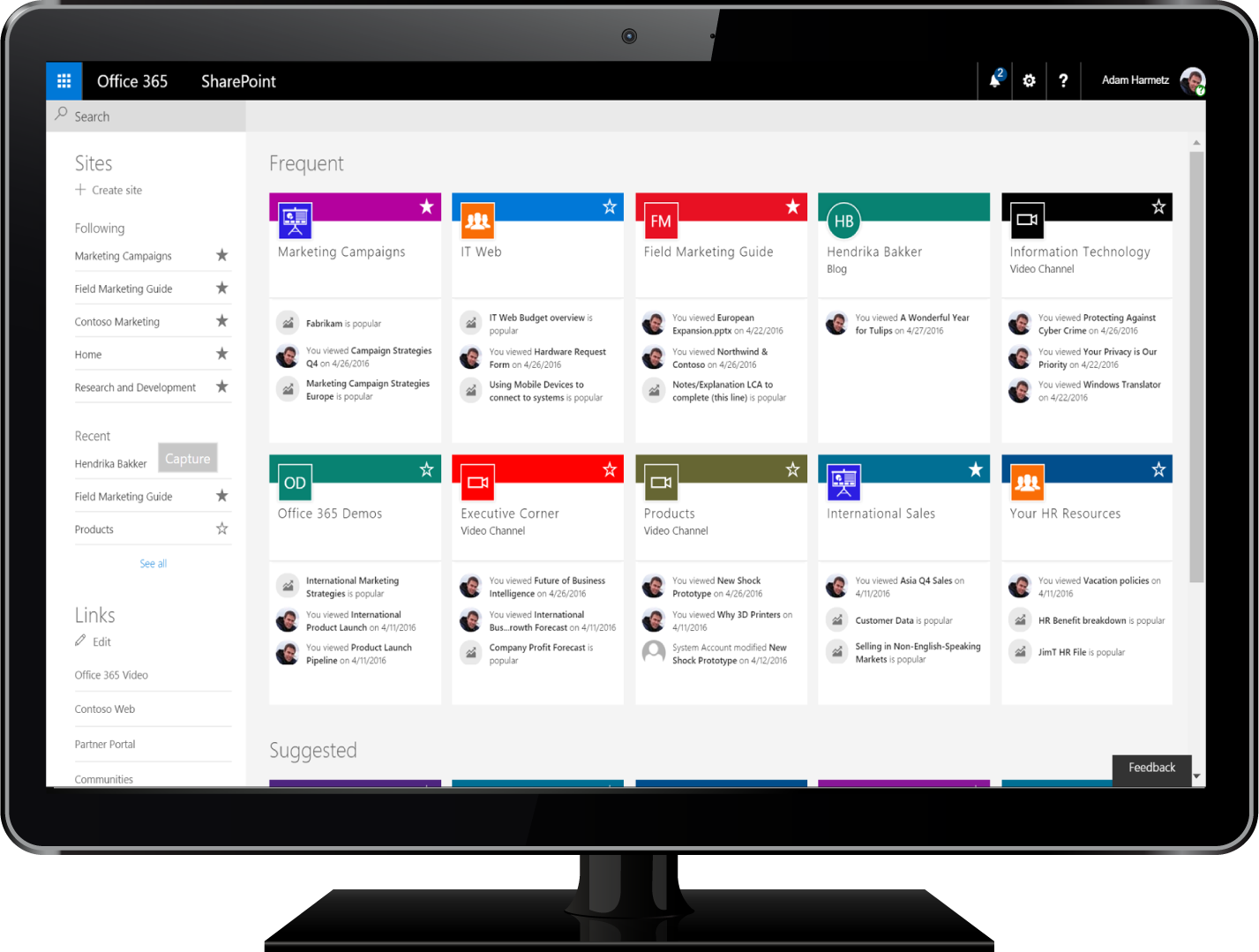 SharePoint Intranet Solutions | Imaginet | 1200+ Happy Clients