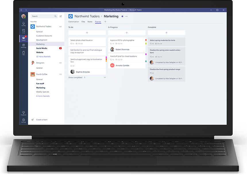 Microsoft Teams Consulting Services | US & Canada | 1200+