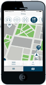 Imaginet Corporate Campus Navigation My Campus mobile app - maps and wayfinding