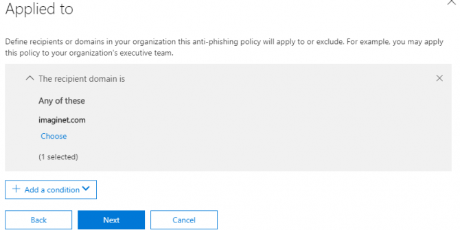 Imaginet Office 365 Advanced Threat Protection 101 - ATP Anti-Phishing