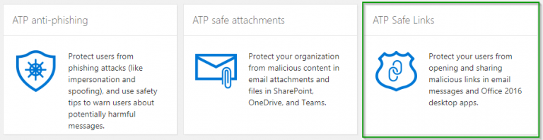 Imaginet's Office 365 Advanced Threat Protection 101 series - ATP Safe Links