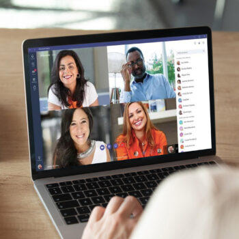 Microsoft 365 enables stronger employment engagement in hybrid workplaces.
